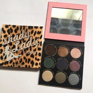 new thebalm shady lady vol 1 eyeshadow palette